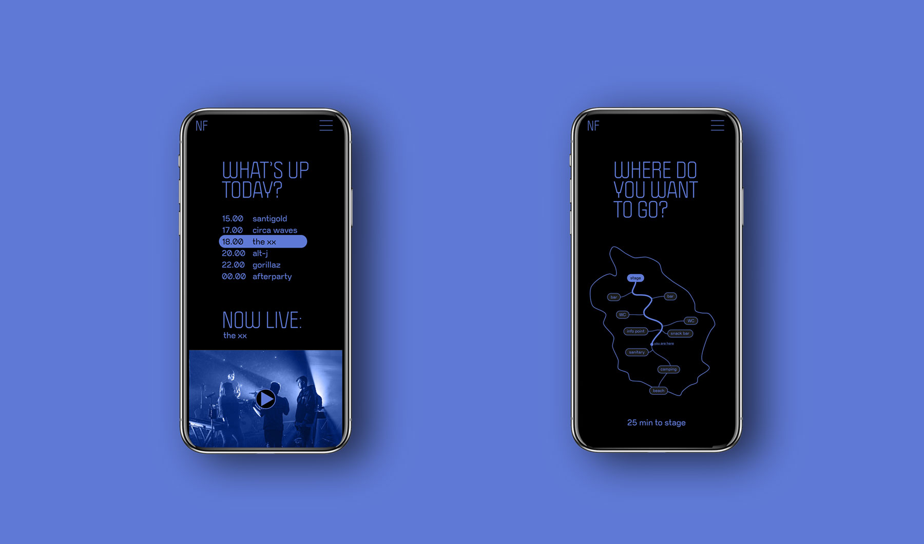mobile screen design gloria gietl
