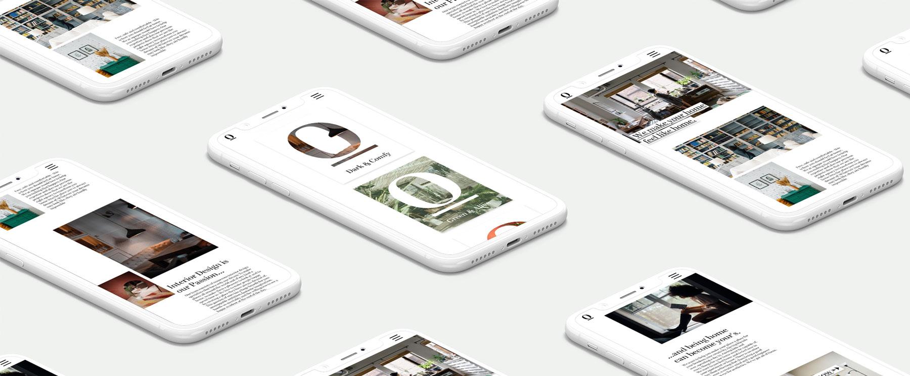 mobile app design Gloria Gietl