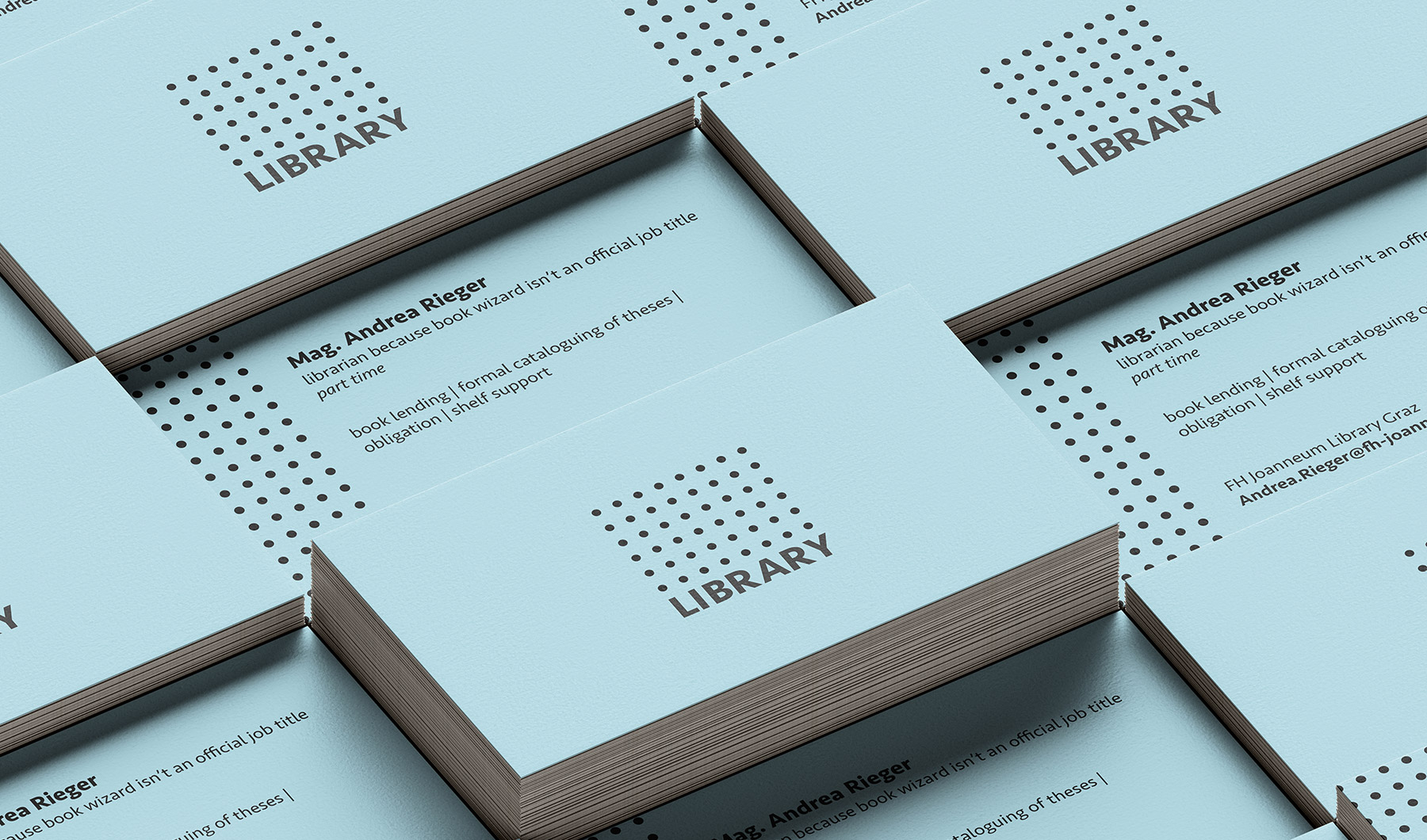 librarby-business-cards